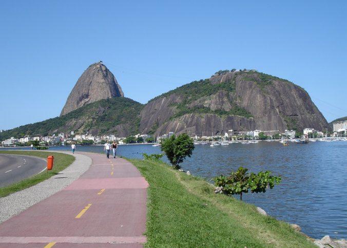 voyage de noces au Brésil